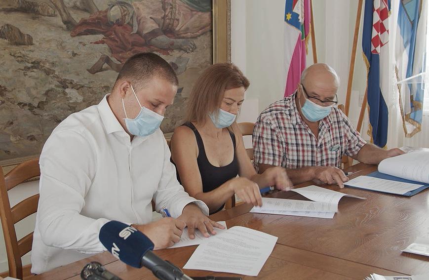 Potpisivanje ugovora iz programa potpora u poljoprivredi – područje Grada Đakova