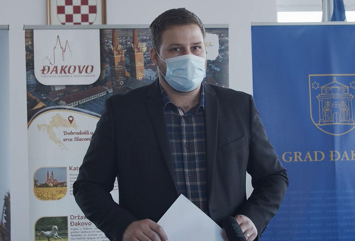 Projektno udruživanje TZG Đakova i JLS-a s područja Đakovštine