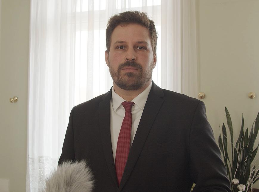 MARIN MANDARIĆ – press konferencija gradonačelnika Đakova