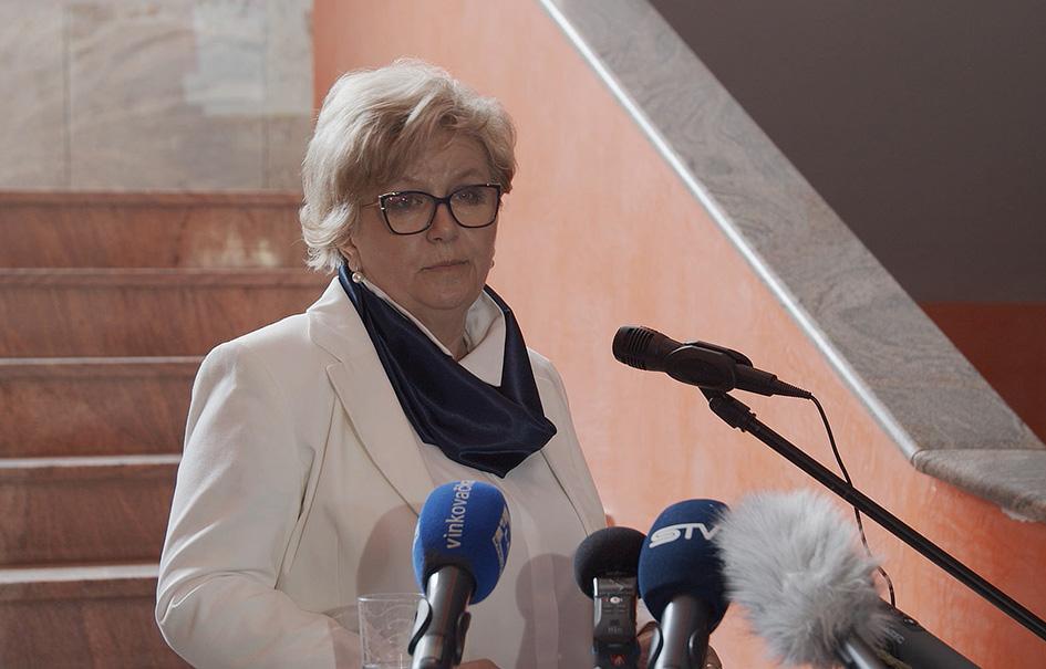 MIRJANA ADRIĆ – kandidatura za gradonačelnicu Đakova
