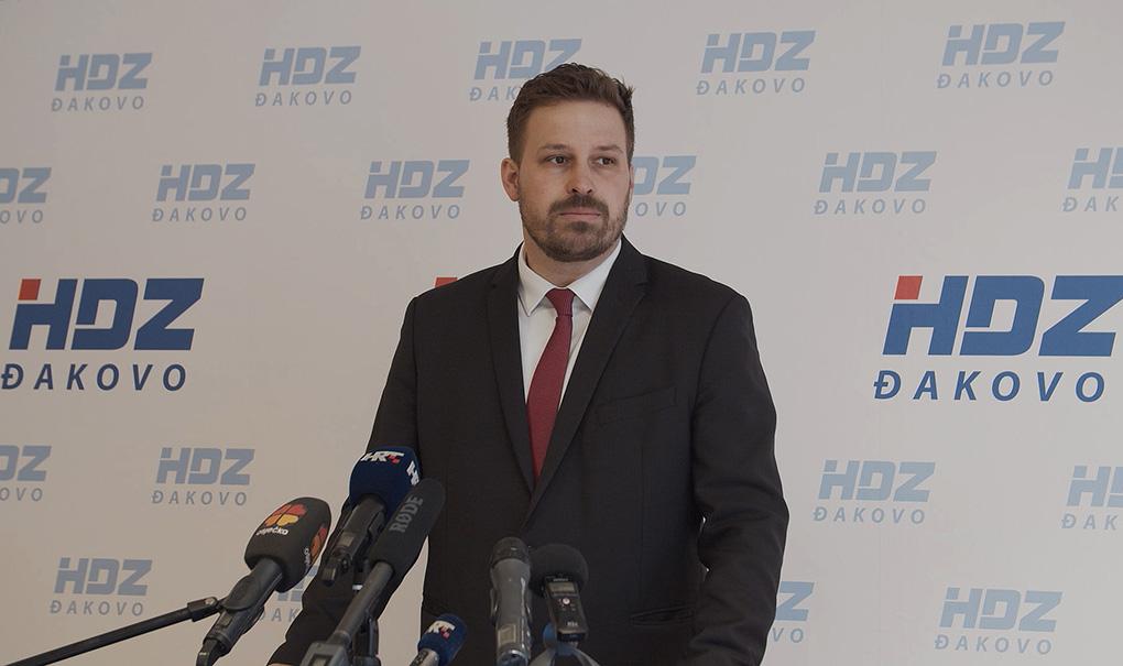 MARIN MANDARIĆ – kandidatura za gradonačelnika Đakova