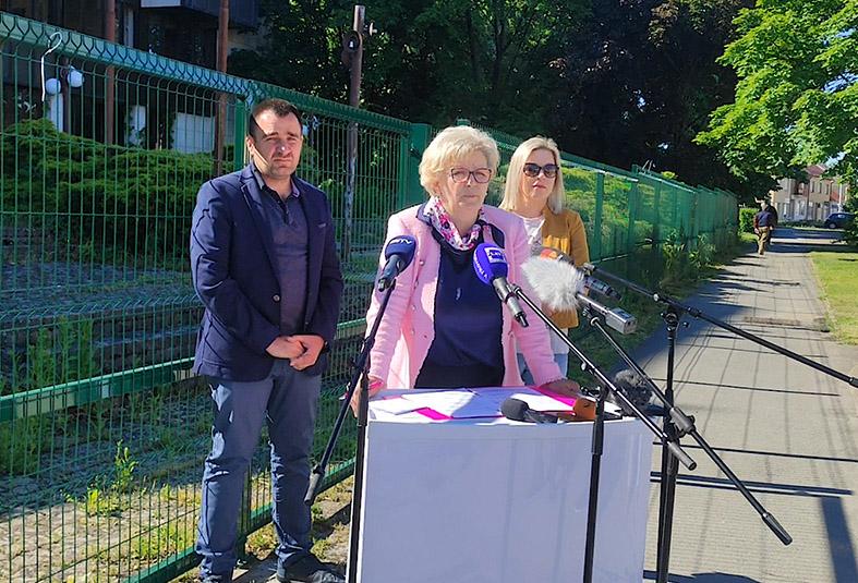 MIRJANA ADRIĆ – press konferencija