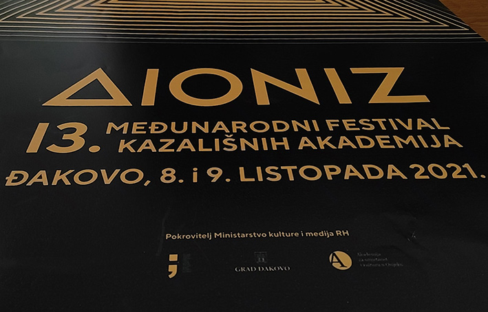 DIONIZ ĐAKOVO 2021. – otvaranje festivala